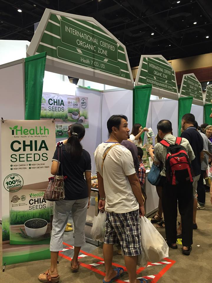 iHealth Organic EXPO2015